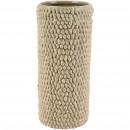wholesale Flowerpots & Vases: Ceramic plug-in vase Danil, D12,5cm, H28cm, ...